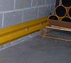 Wall Mounted Bumper Rail