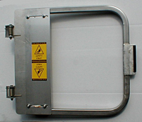 Self Closing Safety Gate - 3