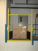 Mezzanine Pallet Safety Gate