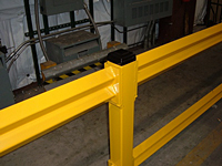 Stand Guard Lite Rails - 3